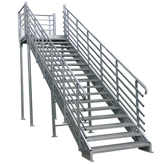 garde corps m tallique pour escaliers rampes et palliers. Black Bedroom Furniture Sets. Home Design Ideas